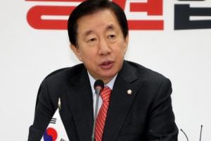 """김성태, 펜스-김여정 회동불발에 """"무슨 운전대를 잡겠단 것인지"""""""