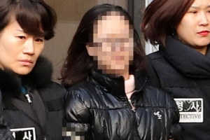 """여섯 살 딸 살해한 엄마 구속…""""범죄사실 소명·도망 염려"""""""