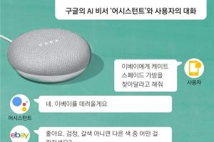 음성으로 쇼핑하라… 'AI 스피커 전쟁'
