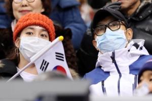[포토] 이병헌-이민정 부부, 쇼트트랙 경기 응원 데이트