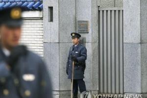 일본 도쿄 조총련 건물에 총격…남성 2명 체포