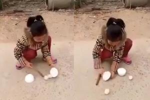 꼬마가 이 정도 실력이면 '중국은 마술대국?'