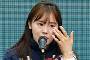 """세월호 리본 붙였던 김아랑 """"고맙다는 팽목항 연락에 큰 위로"""""""