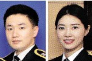 3代째ㆍ모델 출신 경찰 탄생