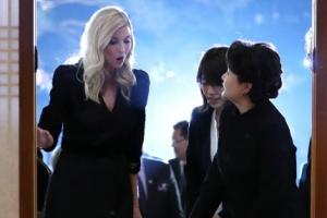 [포토] 김정숙 여사, '이방카와 함께