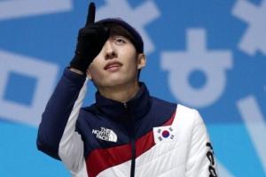[서울포토] 임효준 '동메달 기뻐요'