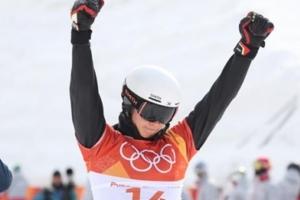 58년만의 올림픽 첫 메달, '이상호 슬로프'로 남는다