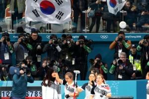 여자컬링 팀 킴 결승, 사상 첫 올림픽 메달 은빛으로 장식