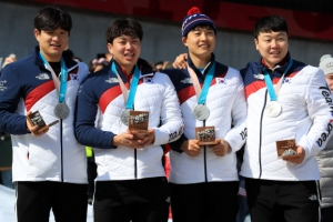 '불모지'였던 한국 썰매, 평창서 '꿈은 이루어졌다'