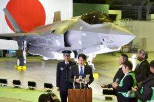 日, F35A 전투기 10대 연내 실전 배치…'평화헌법 위반' 순항미사일도 탑재 계획