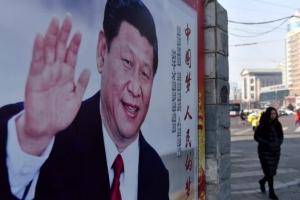 """""""삼위일체 효과 증명""""… 시진핑, 황제 반열에 올린 中언론"""