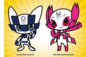 도쿄올림픽 마스코트 확정…엠블럼과 벚꽃 섞은 초능력 캐릭터
