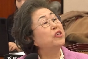 """이은재 '겐세이' 발언에 장제원 """"히트작""""…자유한국당 내부선 칭찬 릴레이"""