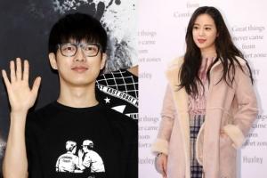 """'13살 차' 하현우·허영지, 교제 한달…""""우리 연인이에요"""""""