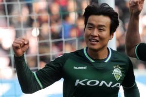 이동국, 프로축구 개막 축포 '폭발'…통산 203호