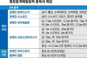 한국 첫 스키 메달, 2002년 패럴림픽서 이미 나왔네