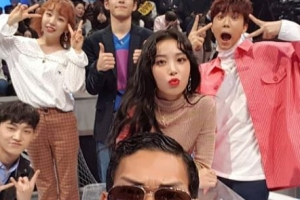 """'너목보5' 유빈, 1년 만에 방송 출연한 소감 """"오랜만에 JYP 식구들과..."""""""