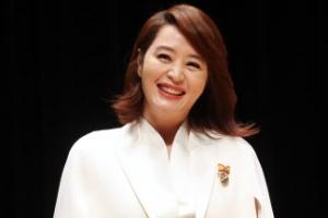 [포토] 김혜수 '모범납세자 표창장 받았어요~'