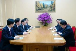 특사단, 김정은과 '비핵화·평화' 대화