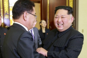 김정은, 조용필·레드벨벳 평양 무대 직접 관람할까