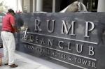 트럼프 이름 떼어지는 트…