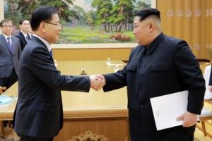 """남북 """"4월말 정상회담""""… 北최고지도자 첫 남한땅 밟는다"""