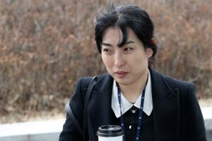 '강원랜드 수사외압 폭로' 안미현 검사, 8번째 검찰 출석