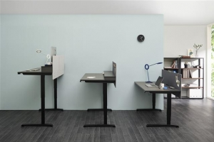 [비즈+] 한샘, 높이 조절 기능성 책상 출시