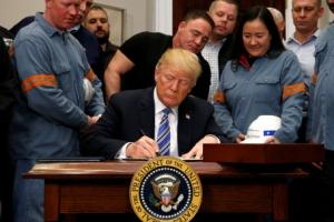 미국발 무역전쟁 전운 짙어져…한국경제 불안 확산