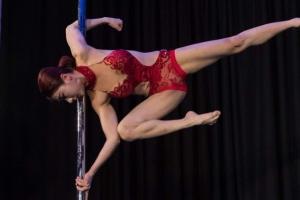 정은지 선수, 한국인 최초 세계 폴댄스 대회 챔피언