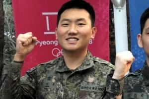패럴림픽 경비작전 군장병들 길에 쓰러져 있던 남성 구해