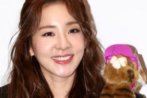 [포토] '고양이 집사' 산다라박의 사랑스러운 미소