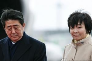 日사학스캔들, 문서조작 일파만파…아베총리부부 이름 삭제돼