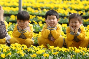 [포토] '봄과 함께 찰칵'