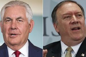 트럼프, 틸러슨 경질 새 국무장관에 폼페이오 CIA 국장