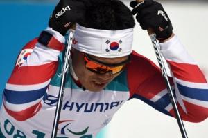 [서울포토] 평창 패럴림픽 크로스컨트리 스프린트 6위…'아쉬운 신의현'