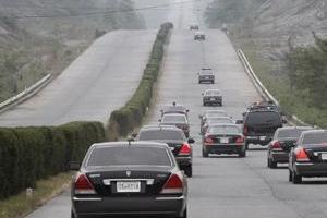 서울-평양 고속도로 다시 잇는다