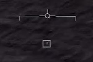 """UFO 발견하고 깜짝 놀라는 미군 조종사 영상 """"맙소사"""""""