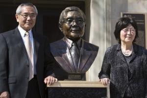 노벨상 수상 美대학 일본인 화학자 부부, 의문의 사고