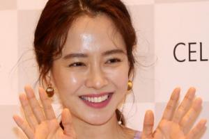 [포토] 송지효, 봄을 부르는 화사한 미소