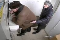 단둘이 있는 작은 공간, '실력' 뽐 낸 러시아 소매치…