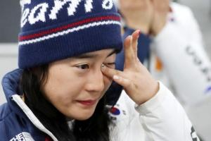 [포토] '뜨거운 안녕'…2018 평창동계패럴림픽 해단식