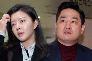 """'도도맘' 전 남편 """"강용석이 아내한테 서류위조 사주"""" 주장"""