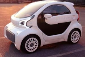 중국서 대당 1천만원 '3D 프린팅 전기차' 생산된다