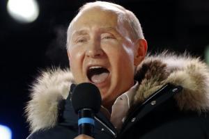 강한 러시아·강한 지도자 통했다… 키워드는 '팽창'