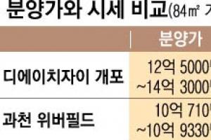 무주택자 청약기회 박탈 '규제의 역습'