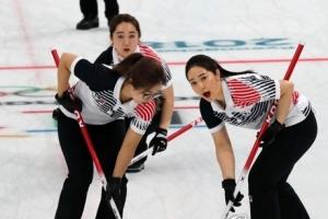 여자컬링, 스웨덴에 설욕 실패…세계선수권 3승 1패