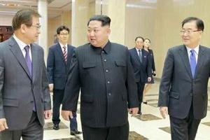 김정은, 특사단 접견후 2주째 잠행…'장고' 들어갔나