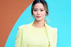 [포토] 제이미 정, 자신감 넘치는 표정