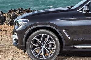 BMW 신차 '뉴X3' 장착…금호타이어 크루젠 공급